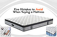 Five Mistakes to Avoid When Buying a Mattress - Imperial Furniture