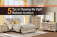 Five Tips to Choosing the Right Bedroom Furniture - Imperial Furniture