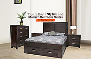 Tips To Buy a Stylish and Modern Bedroom Suite in Melbourne - Imperial Furniture