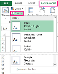 How to modify themes for Office documents? - Blogs