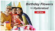 Online Flower Delivery in Hyderabad - Send Same-Day Flowers To India