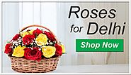Online Flower Delivery in Delhi : Best Florist in Delhi