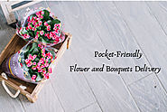 Pocket-Friendly Flower and Bouquets Delivery in Gurgaon