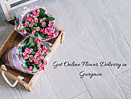 Get Free Online Flower Delivery in Gurgaon by Floraindia