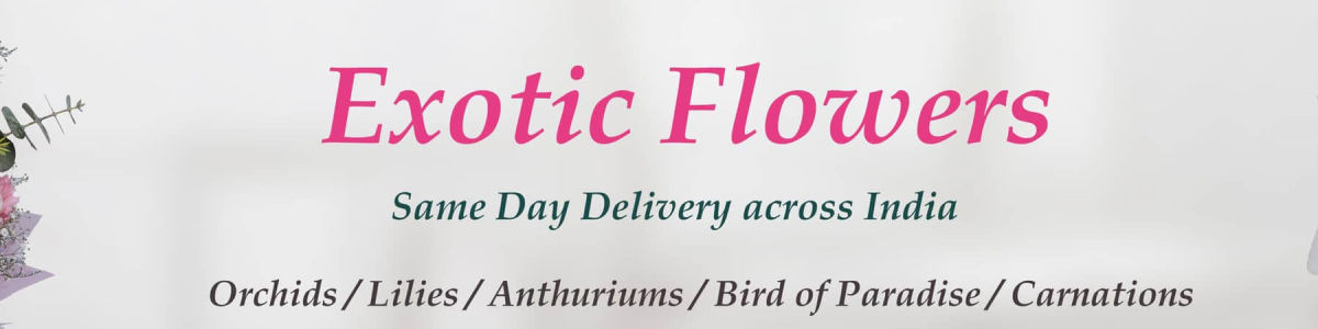 Headline for Online Flowers Delivery, Starting Just @ ₹ 325/