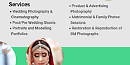 List of Top 10 Best Wedding Photographers in Rohini Delhi | Infographic