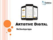 Custom Web Application Development Services - Artistive Digital