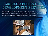 Mobile Application Development Services | App Development Company in Florida