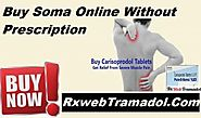 Buy Soma Online Without Prescription | Order Delivery Overnight 2-3 days