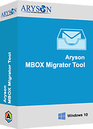 MBOX Migrator Tool to Convert multiple MBOX files to another file format
