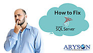Method to Fix Problems with Microsoft SQL Server Database for free