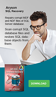 Simple Hacks to Repair or Fix Index Corruption in SQL Server