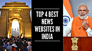 Top 4 Best News Websites In India