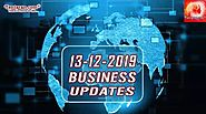Read Latest India Business News 13th December 2019: