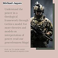 Interpretation of Power in the Theological Framework – Michael Jaques