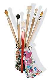 School and Hobby Paint Brushes | Artist Paint Brush Manufacturers