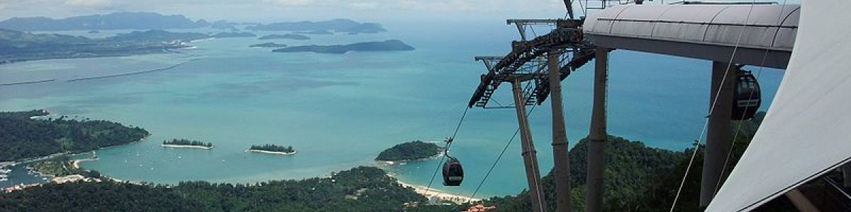 Headline for Wake Your Inner Adrenaline Junkie in Langkawi
