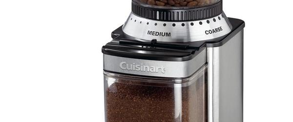 Headline for Top 10 Coffee Grinders