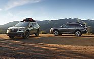 Subaru Dealerships in Medford, OR Suggest the Best Models for a Family