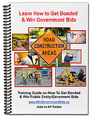 Learn How To Bid Public Entity Projects | Construction jobs - Public Entity Bids