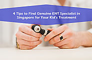 Get the Best Nasal Treatments at Reputed ENT Clinics in Singapore