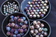 Welcome to the Xaz Bead Company, My raku fired beads are one of a kind originals.