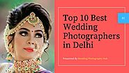 Wedding Photographers in Rohini | PPT