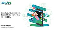 Top Social Media Marketing Agency in Mumbai, India 2019 | Enlive Digital