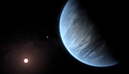 Planet K2-18b is a steam-fogged super-earth – and potentially habitable