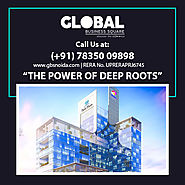 Global Business Square – Global Business Square (GBS Greater Noida) is an epitome of perfection blended with style.