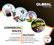 Global Business Square - Global Business Square (GBS Greater Noida) is an epitome of perfection blended with style.