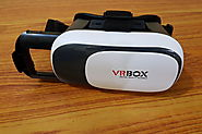 VR Box - A Review about 3D Virtual Reality Headset