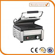 Electric Panini Grill | Sandwich Grill Maker | Commercial Panini Press | Unique-Catering