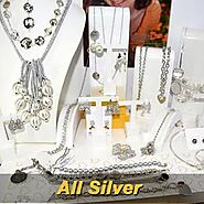 Sterling Silver Jewellery Online in Ireland | Eva Victoria