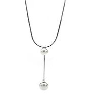 Elegant White Pearls Pendant | Sterling Silver Jewellery | Express Delivery - Eva Victoria
