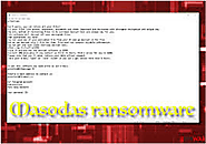 How to uninstall Masodas Ransomware from PC