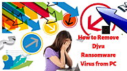 How to Remove Djvu Ransomware from PC