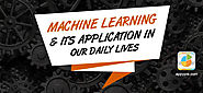 Machine Application in our daily life