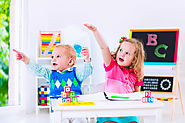 Helping Toddlers Adjust to a Daycare Center