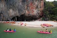 Trip 8 Points : Phang Nga Bay Plus Sunset