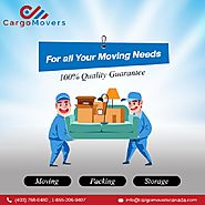 Reliable Packing, Moving & Storing Service Provider in Calgary