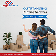 Professional Moving Services by Cargo Movers