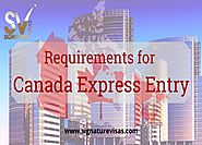 Requirements for Canada Express Entry Visa from India