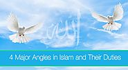 4 Major Angels In Islam And Their Duties
