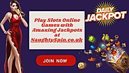 Play Slots Online Games with Jackpots