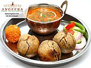 Website at http://angeera.com/#best-dal-bati-in-udaipur