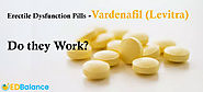 Buy Vardenafil (Levitra) Online at USA | Get Free Shipping On all ED Products!