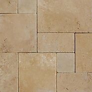 Website at https://www.patio-pavers.us/durango-cream-16x24-tumbled-pavers.html