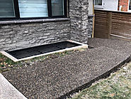 What is the cheapest material for a driveway?